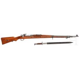 Gewehr Mod. 98-1938 (Gewehr 98 Persien-Kontrakt), mit Bajonett