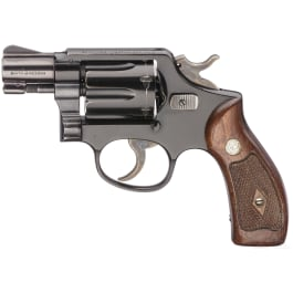 U.S.A.F. Smith & Wesson Lightweight M-13 Aircrewman Double Action