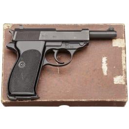 Walther P 4, Polizei (BMI - BGS), im Karton