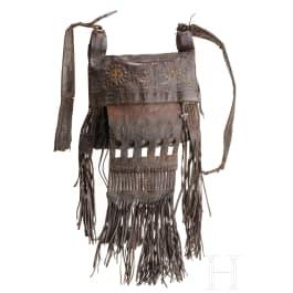 A Balkan hunting bag, 19th century