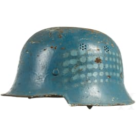 A German steel helmet M 34 variant, 1930s/40s