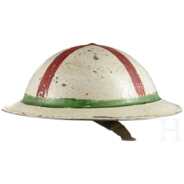 A South African steel helmet Mk II, circa 1940