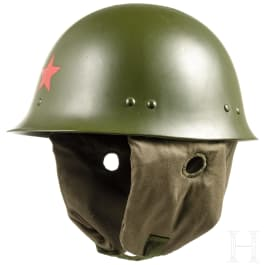 A Chinese helmet for paratroopers, 1990s