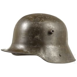 A steel helmet similar to M 16 (German), foreign countries, 1920s - 1930s