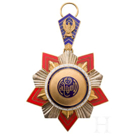 Egypt - Order of Independence - Grand Cross