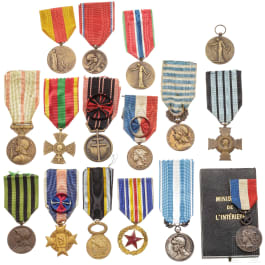16 awards, 19th/20th century