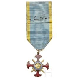 An Order Militare di San Giorgio della Riunione, 19th/20th century