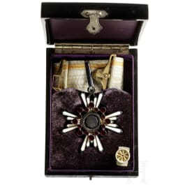 An Order of the Sacred Treasure, 3rd class