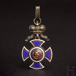 An Order of Prince Danilo I, circa 1900