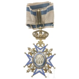 Serbia - a St. Sava Order 3rd class for commanders, until 1941