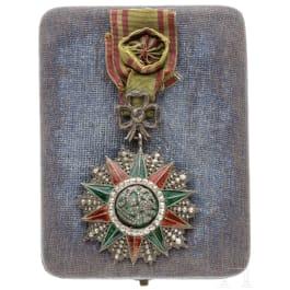 Tunisia - an Order of Glory, 20th century