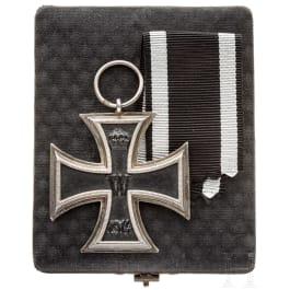An Iron cross 1914, 2nd class, in case