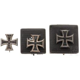 Three Iron Crosses 1914, 1st class