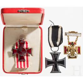 Three German/American awards, 20th century