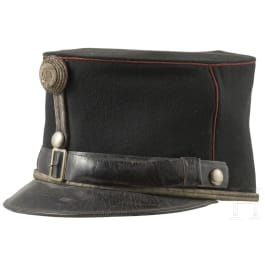 A cap for officials in the rank of officers, circa 1920