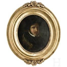 Józef Antoni Poniatowski (1763 - 1813) - a miniature portrait