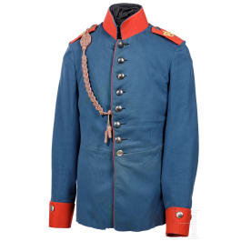 A tunic for the Royal Bavarian Infantry, circa 1900