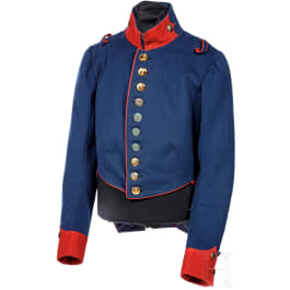 A kollet for troopers of the 2nd cavalry regiment, replica, circa 1900