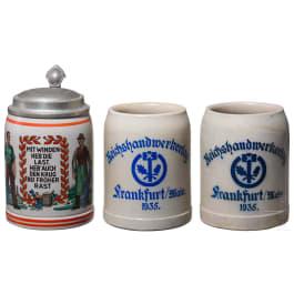 """Three jugs windlass maker and """"Reichshandwerkertag"""""""