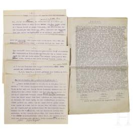 """Hauptmann Adolf Ritter von Tutschek - two reports, """"Petrylov"""" and """"Der letzte Jagdtag des 'schwarzen Jagdfliegers'"""""""