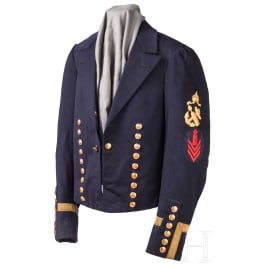 A parade jacket for an Ober-Stückmeistersmaat and awards