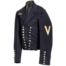 Prussia - a parade jacket of a sailor of the Imperial Navy, circa 1910