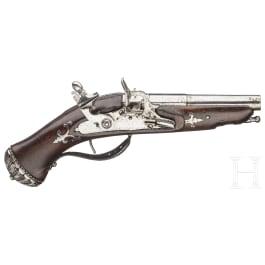 A Brescian snaphaunce-lock pistol, 2nd half of the 17th century
