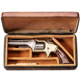 Revolver American Standard Tool & Co, 2nd Model, USA, um 1870