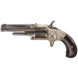 Revolver Marlin Standard 1872, USA, um 1880