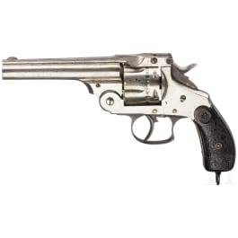 "A ""Smith & Wesson"" DA 1880 revolver, Spain, circa 1885"