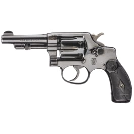 Smith & Wesson .32 Hand Ejector Mod. 1903, 5th Change