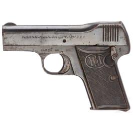 Pistole Beholla, Militärkontrakt