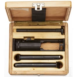Walther KK-Einstecksystem für P 38, im Kasten, BMI