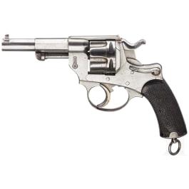 A revolver G. Peyrdin Mod. 1874, commercial, 1885