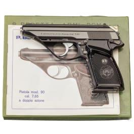 Beretta Mod. 90, 2. Ausführung, im Karton