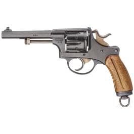 A S.I.G. Mod. 1882 revolver, commercial model