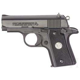 Colt Mk IV Series '80, Mustang