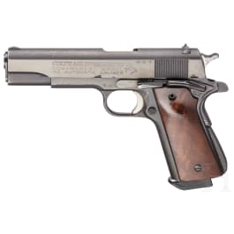 Colt Mk IV Series '70, Government Model