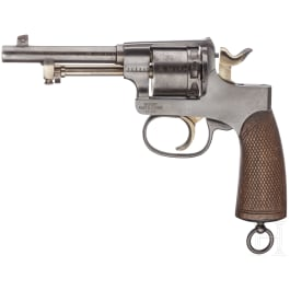 A Rast & Gasser revolver Mod. 1898