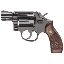 """Smith & Wesson Mod. 12, """"The .38 Military & Police Airweight"""", Luftwaffe"""