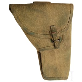 A holster for a John Inglis Browning HP (Canada)