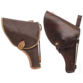 Zwei Taschen für Nagant Mod. 1895