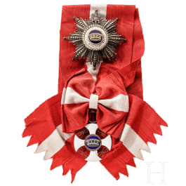 A Grand Cross set of the Order of the Italien Crown