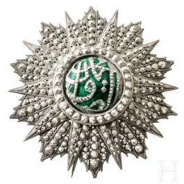 Order of Glory (Nishan Iftikhar) - a breast star, 20th century
