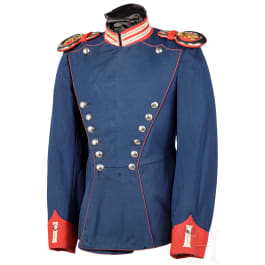 A ulanka for enlisted men in the Uhlan Regiment King Karl (1st Wurttembergian) No. 19, circa 1910