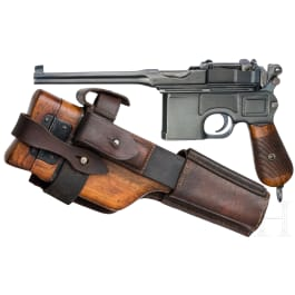 """Mauser C96/1912, """"Prewar Commercial"""", Österreich"""
