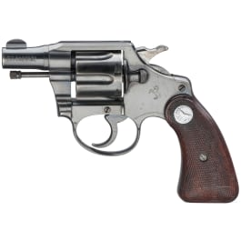 Colt Mod. Bankers' Special, Polizei