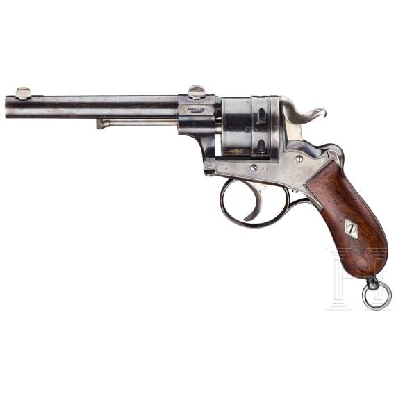 Revolver Francotte, Kriegsmarine (?), um 1871