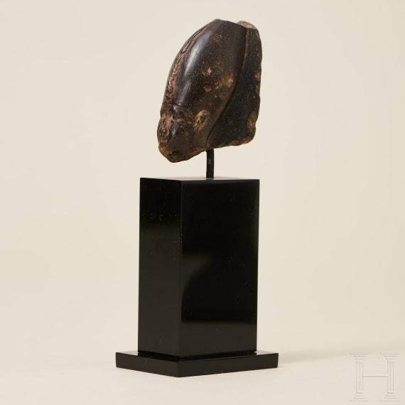 Feiner Kopf des Osiris, Ägypten, Ende des Neuen Reiches, XX. Dynastie, ca. 1189 - 1077 v. Chr.