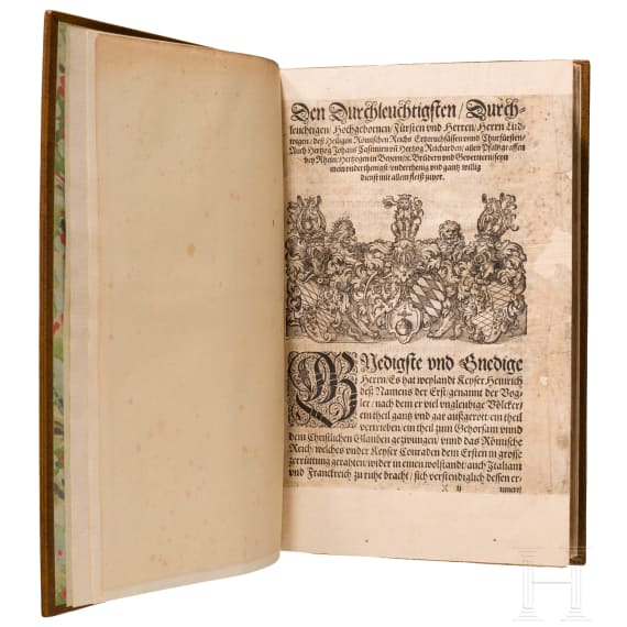 "Sigmundt Feyerabend, ""Thurnier-Buch"", Frankfurt/M., 1578"